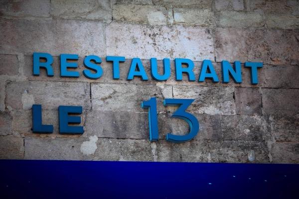 Notre restaurant - Le 13 - Restaurant Marseille Vieux-Port